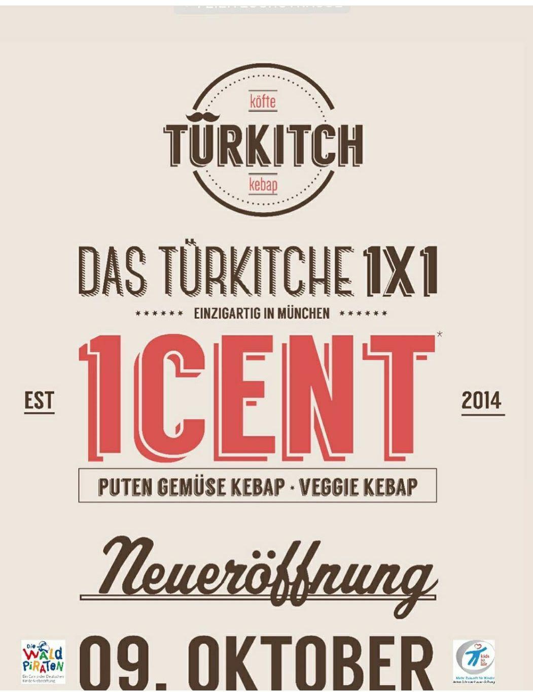 Türkitch Kebap 1 Cent in München