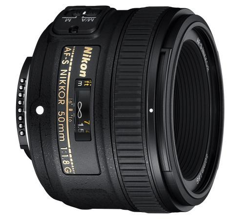 Nikon Objektiv AF-S 50mm 1.8G bei Otto für 159,99 (+5,95) bzw. 149,99 für Neukunden !!
