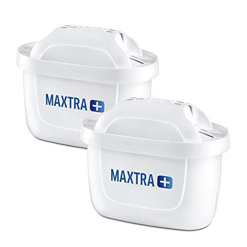 BRITA Filterkartuschen MAXTRA+ im 2er Pack Kartuschen für alle BRITA Wasserfilter für 9,21€ & im Spar-Abo für 8,75€ (Amazon Prime)