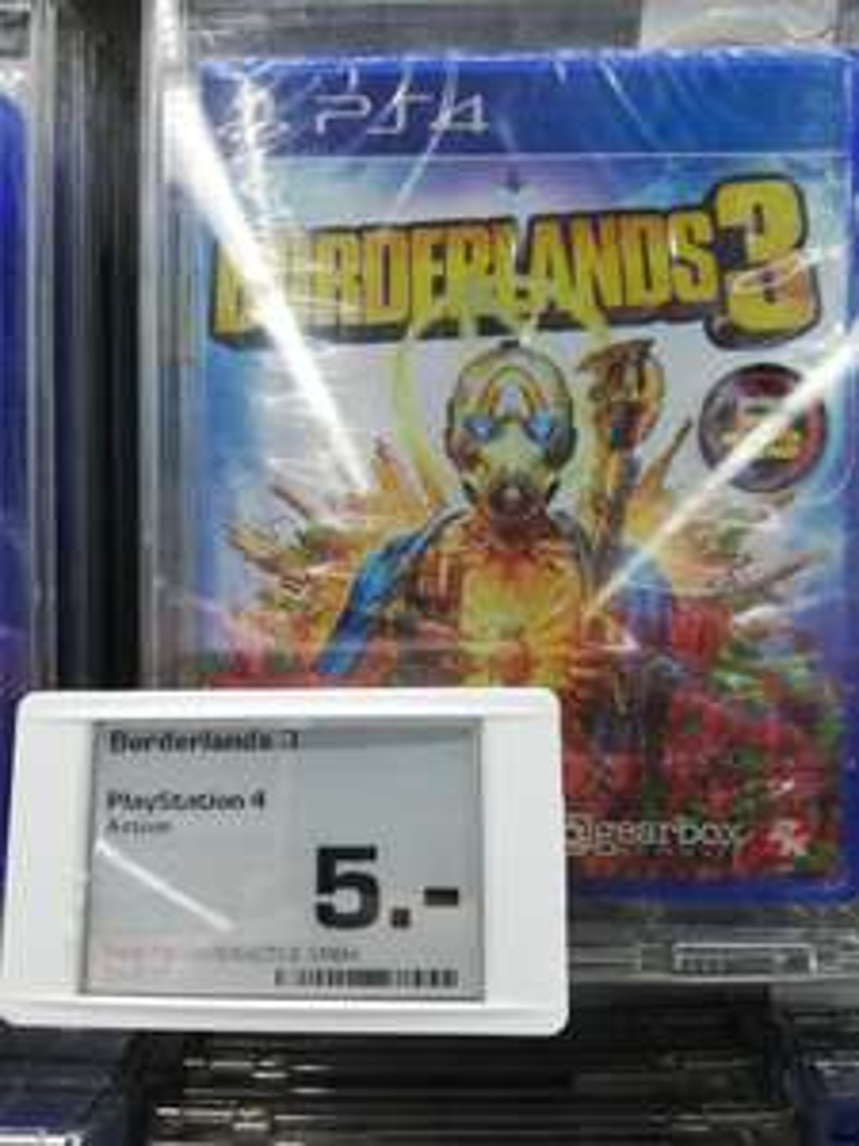 Borderlands 3' PS4 /Münster (West) Saturn ARKADEN *LOKAL!