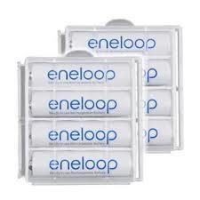 16x Eneloop AA (2. Revision: HR-3UTGA)