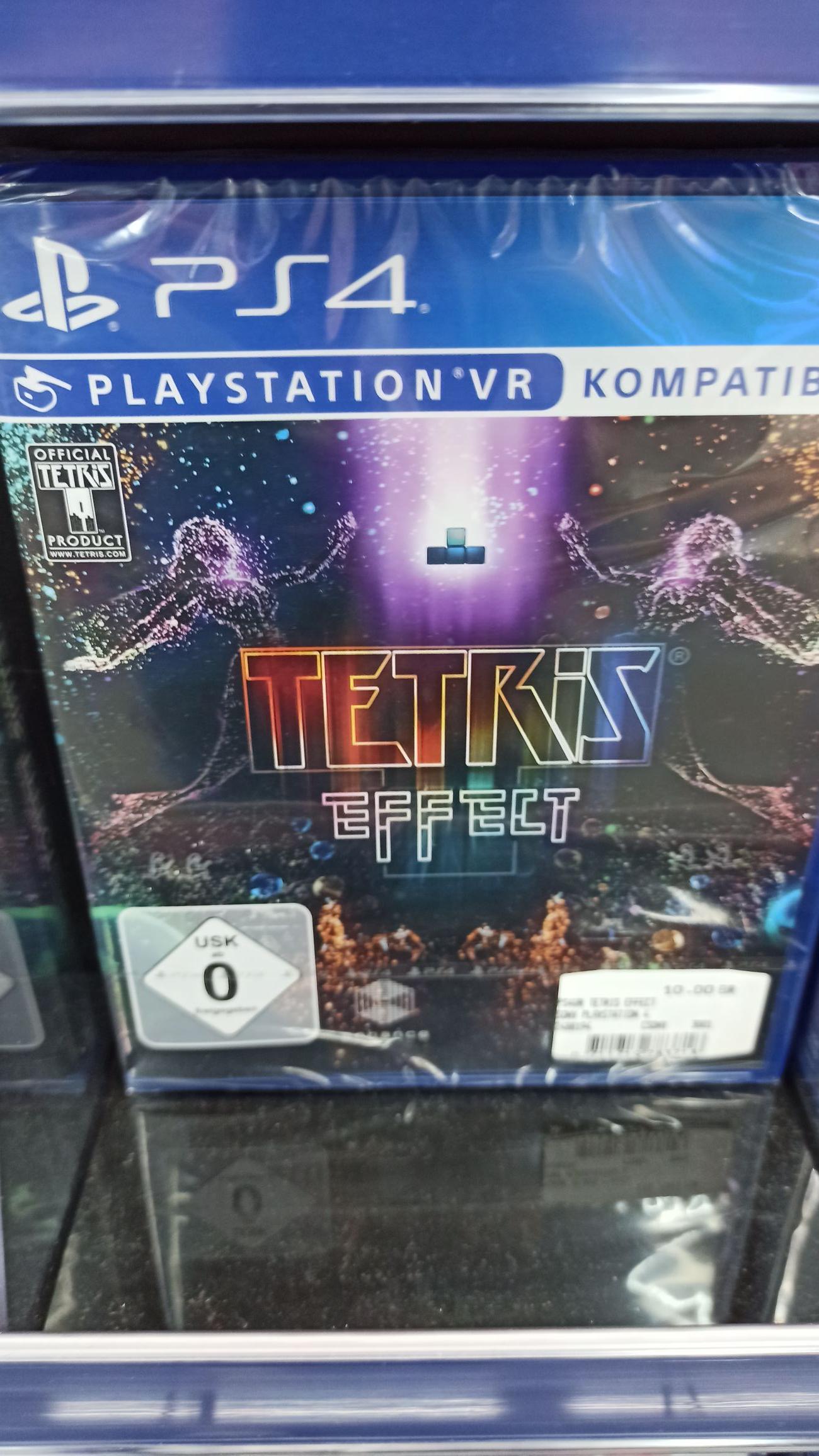 Lokal Mediamarkt Weiterstadt - PS4 VR Tetris Effect