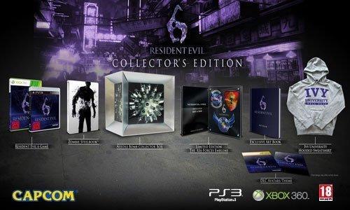 (Österreich) Resident Evil 6 - Collector's Edition (xbox360)  für 45 Euro, Fifa 13 PsVita für 20 Euro  @ Saturn.at