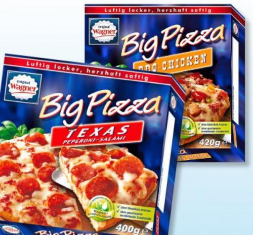 (Lokal HH) Wagner Big Pizza oder Piccolinis nur 1,79€ bei Edeka Struve (E-Center und Schlemmermärkte)