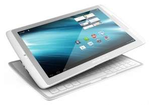 Archos 101 XS Turbo (10,1 Zoll, 16 GB,  Tablet mit Android 4.0) incl. Tastatur-Cover
