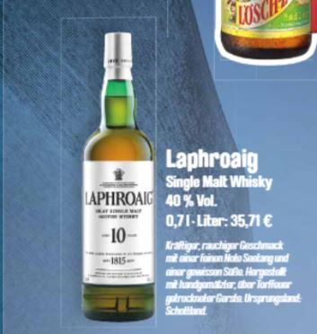 LAPHROAIG 10 Single Malt