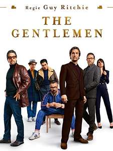 The Gentlemen @ Amazon and Google Play