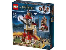 LEGO Harry Potter - Angriff auf den Fuchsbau 75980