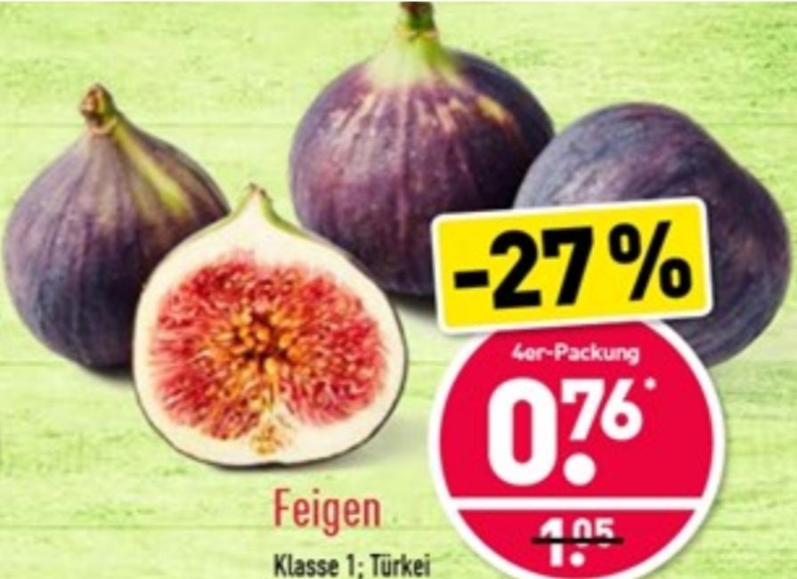 Eine Feige für nur 0,19€~Ayran~Äpfel mit Macken das Kg für nur 0,80€ (Aldi Nord)