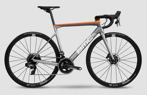 Rennrad BMC Teammachine SLR02 Disc One (Carbon/Force Etap AXS/2x12/8.10kg) - 2020 (54 cm)