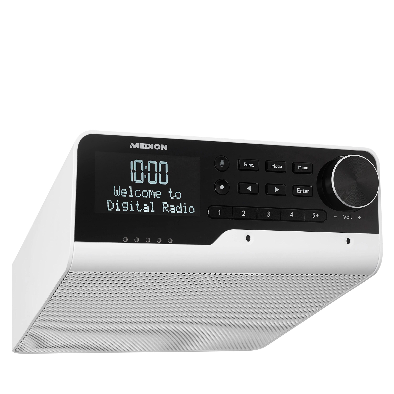 Lokal Essen: MEDION P66120 MD 44120 - WLAN Unterbauradio mit Alexa Sprachsteuerung