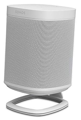 Flexson Tischständer für Sonos One, One SL und Play:1, weiß