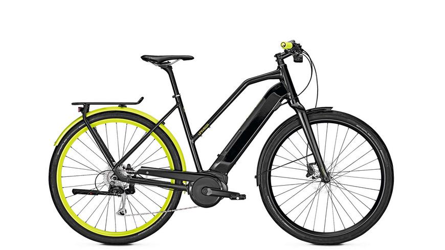 Univega Geo Light B 13,4 Ah Trapez 28 Zoll, Alu, Shimano Deore, 9-Gang Rh 43 cm E-Bike