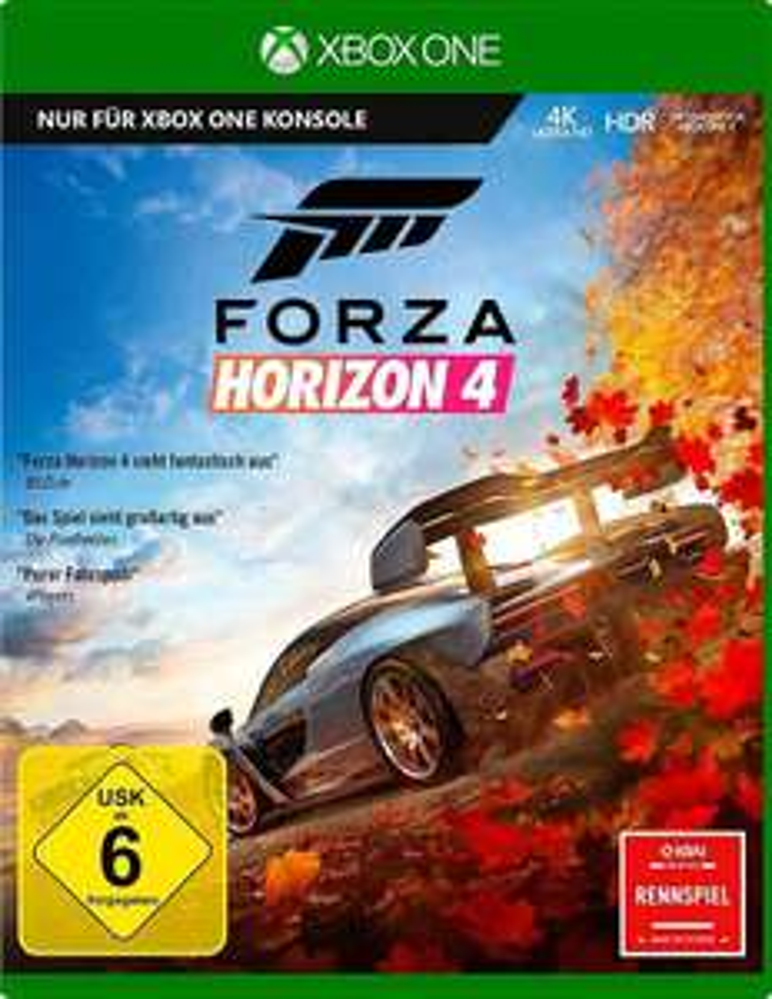 Forza Horizon 4 & Gears 5 je 15,94€ (Xbox One) [Otto]