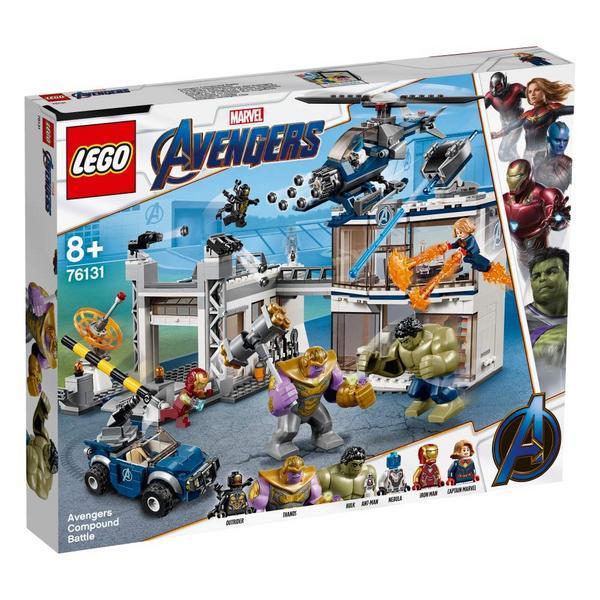 LEGO® Marvel Super Heroes 76131 - Avengers-Hauptquartier