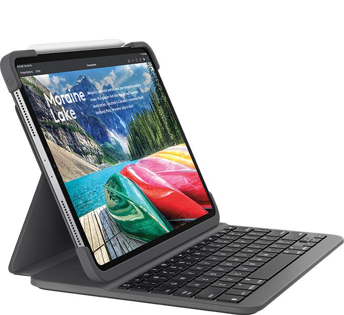 Logitech Slim Folio Pro für iPad Pro 11 für 61,70€ inkl. Versand oder 56,70€ mit 5€ NL-Gutschein