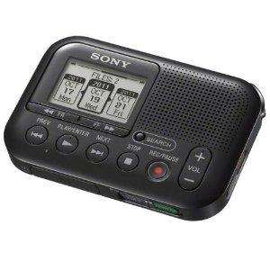 [Outlet][Sony]  Generalüberholt: Digitaler Voice Recorder ICDLX30B