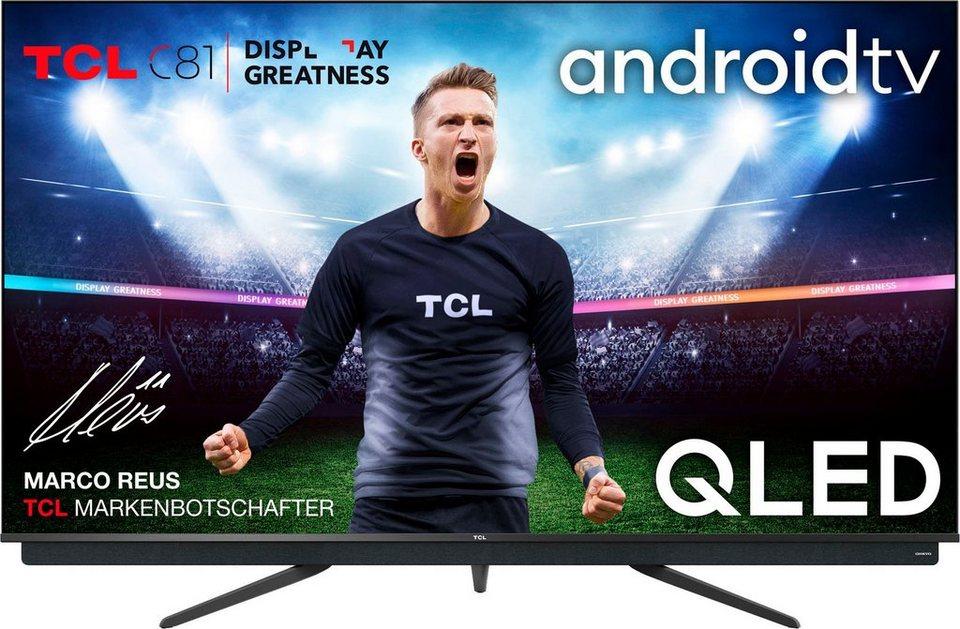 TCL 65C815 QLED-Fernseher 100Hz