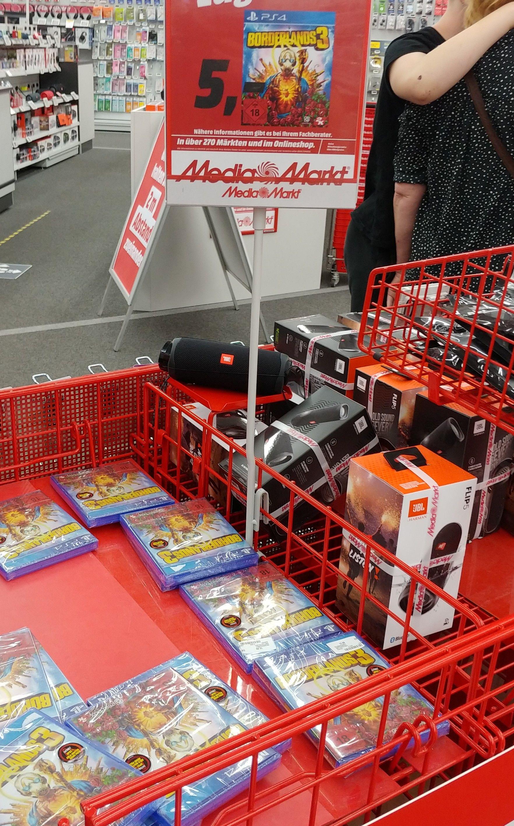[Lokal Lippstadt] Mediamarkt Borderlands 3 PS4