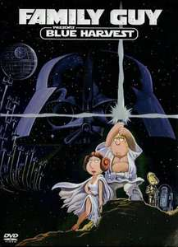 Family Guy präsentiert: Blue Harvest u.a. DVDs @ TEDI (lokal HN, ...?)