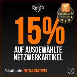 [AVM] FRITZ!Box 6660 Cable - 160,74€   FRITZ!Repeater 2400 - 65,45€   FRITZ!Box 7530 - 98,52€   FRITZ!Fon C5 - 46,33€   1240E - 87,82€   uvm