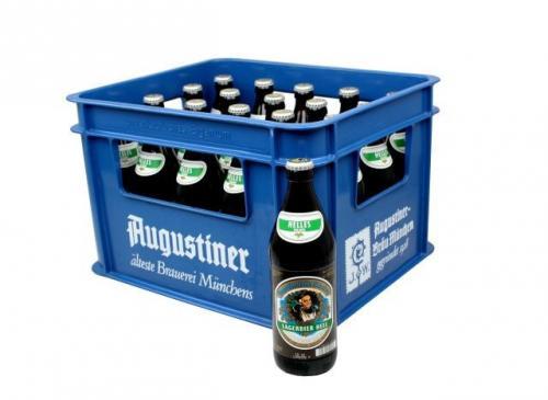[LOKAL Augsburg] u.A. Kasten Augustiner Hell 20x0,5L für 7,99€ zzgl. 3,10€ Pfand