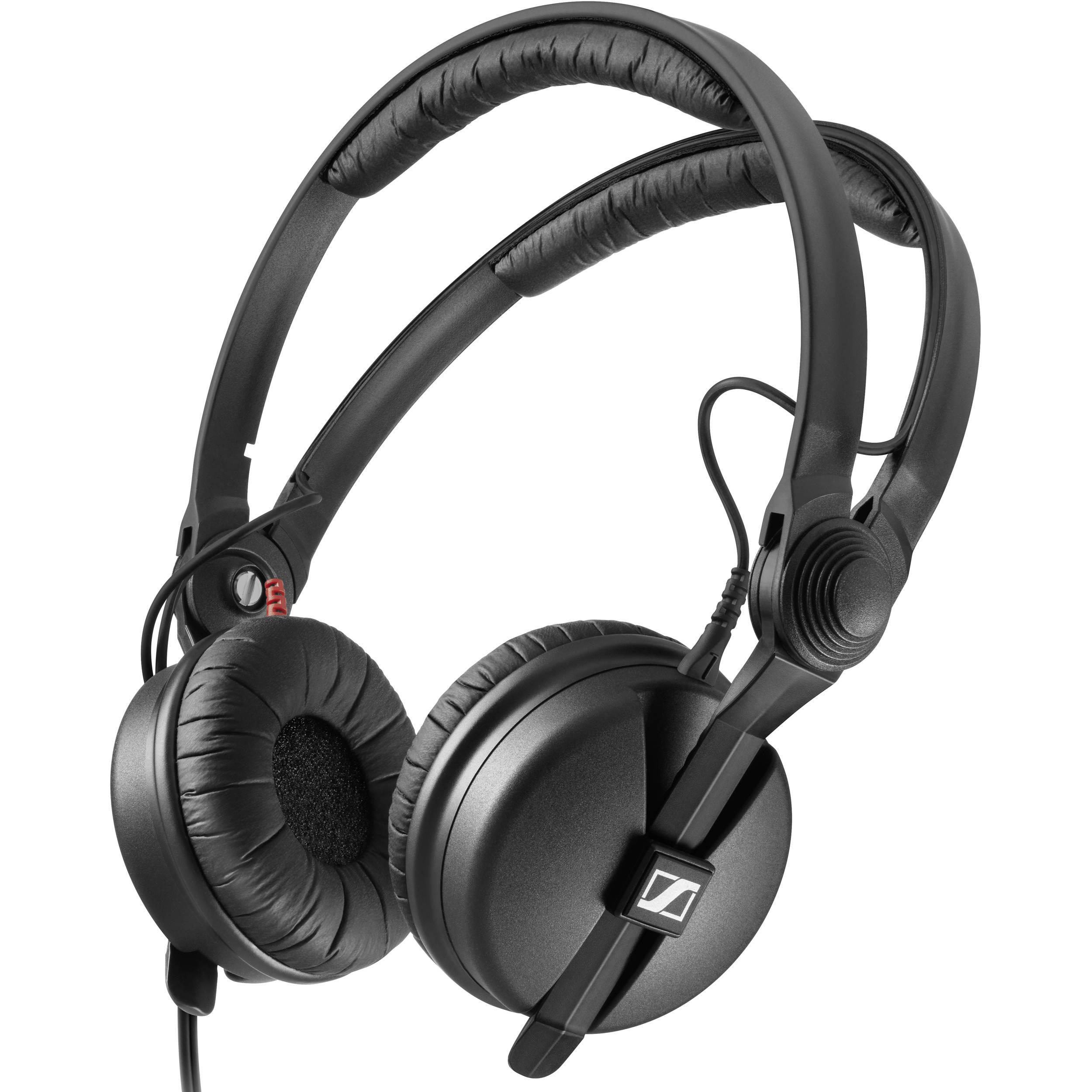 [PREISUPDATE 05.10.]Sennheiser HD 25 Plus Kopfhörer [BESTPREIS]