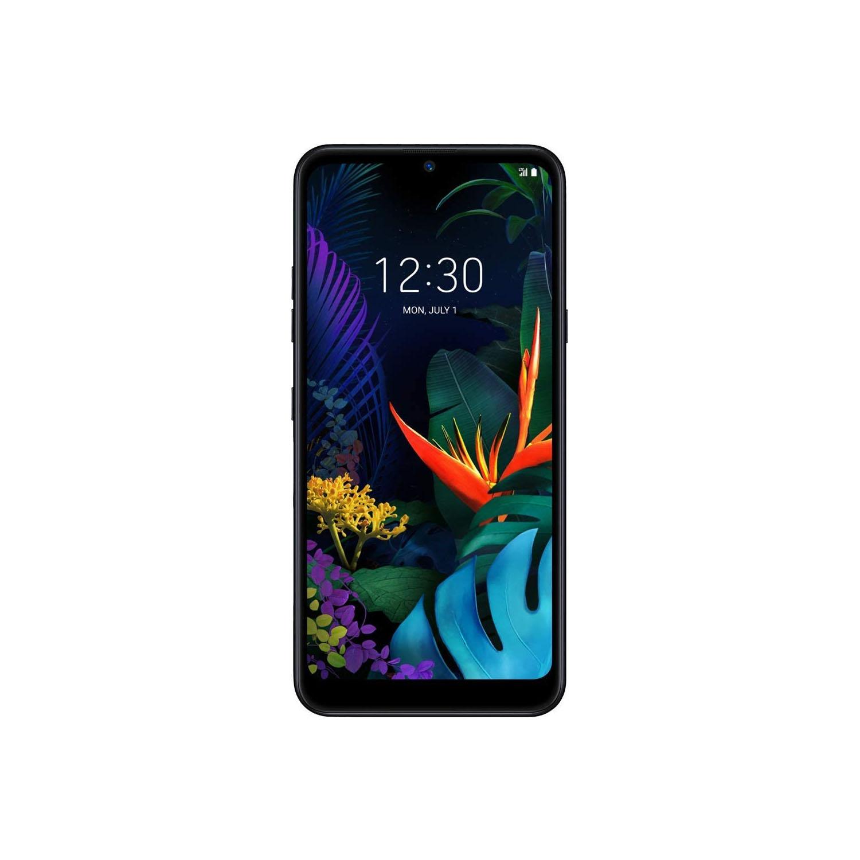 "[Medion Outlet Essen] LG K50 Smartphone (6.26"" IPS-Display, 32 GB Speicher, 3 GB RAM, MIL-STD-810G, Android 9.0, 3500mAh) Aurora Black"