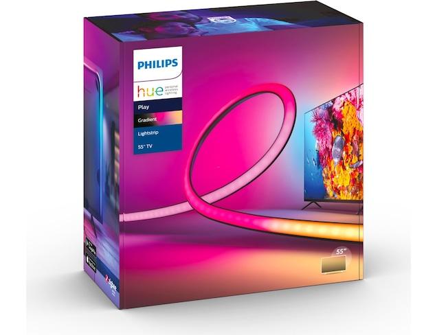 """Philips Hue Play Gradient Lightstrip 55"""" für 136,15€ inkl. Versandkosten"""