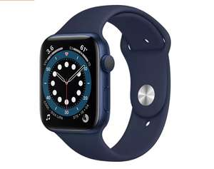 [NBB / Dinersclub] Apple Watch Series 6 Aluminium 40mm Blau Sportarmband
