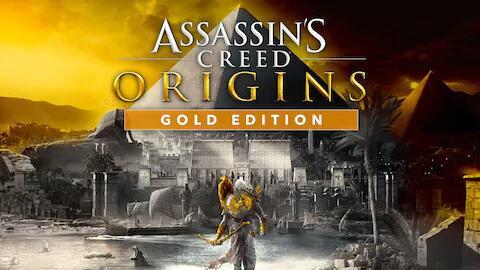 [PC] Assassin's Creed Origins Gold für 3,06€ (EPIC / Brazil - VPN)