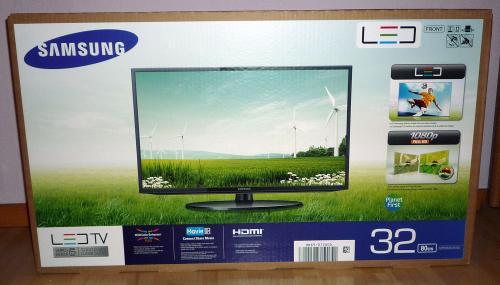 Samsung UE32EH5000 299€ inkl. VSK @ebayWOW