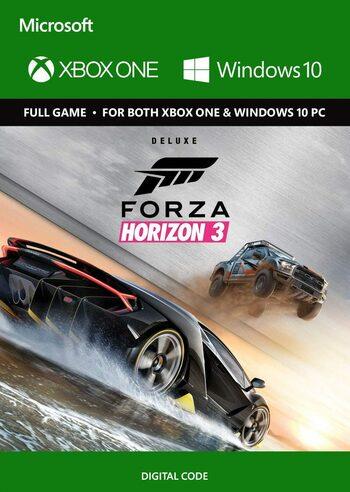 Forza Horizon 3 (PC & Xbox One Key, multilingual, Metacritic 91/8.0)