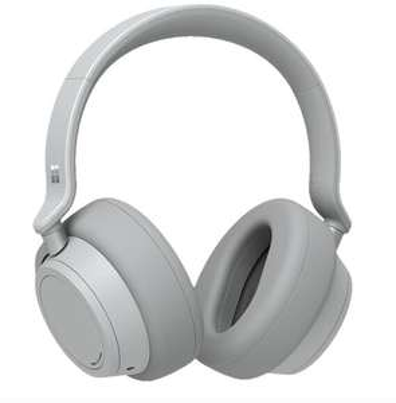 [MediaMarkt / Saturn] Microsoft Surface Headphones, Over-ear Kopfhörer Bluetooth Grau