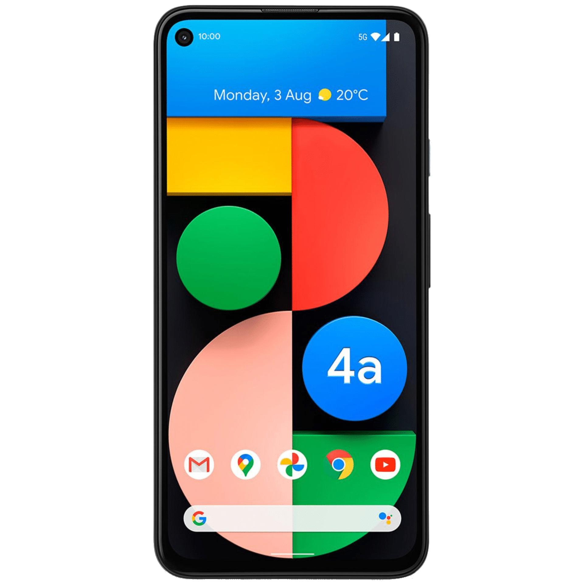 "Ausgewählte Local Guides: Google Pixel4a 128/6GB (Snapdragon 730G, 5.81"" OLED Display, 3140mah Akku, NFC: Google Pay, Klinke, 143 Gramm)"