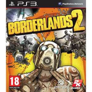 [PS3] Borderlands 2 für 25,49€ bei Play.com