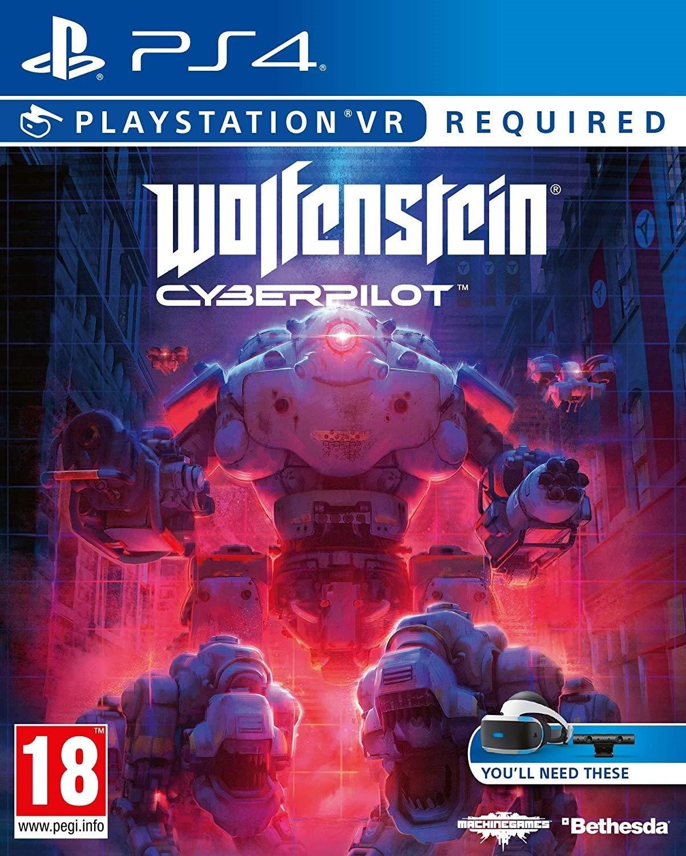 Wolfenstein Cyberpilot (PS4-VR) für 13,98€ (Gameware)