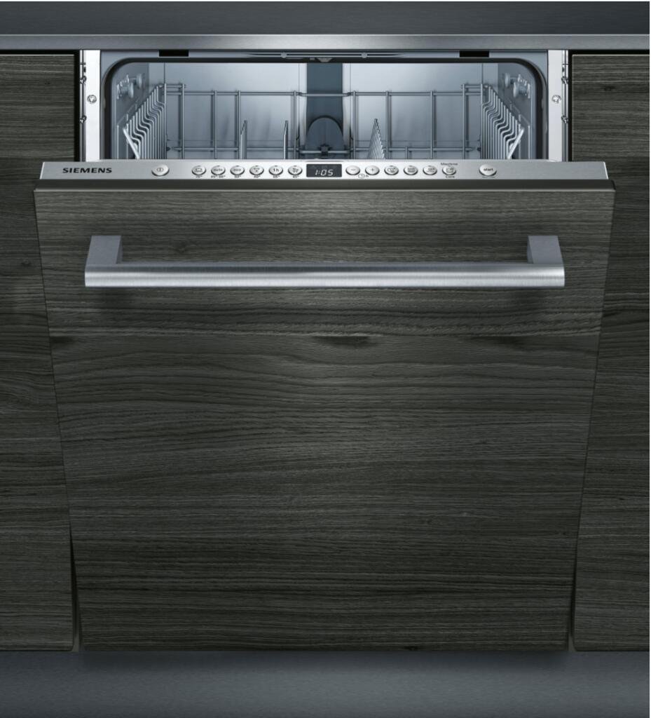 Siemens Einbau-Geschirrspüler SN 636 X 04 AE ( Vollintegriert, VarioSpeedPlus, Aqua Stop, LED-Außenanzeige, A++ )