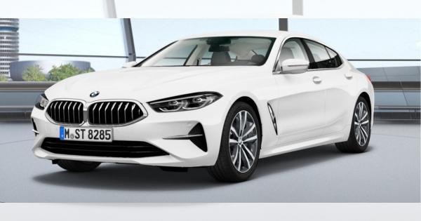 BMW 840i Gran Coupe im Gewerbeleasing für 574,14€ Netto - Effektiv 600€ LF 0,73 (48m)