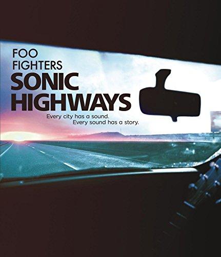 Foo Fighters - Sonic Highways [3x Blu-ray] Musik-Doku Mini-Serie für 10,50€ [Amazon Prime / Saturn]