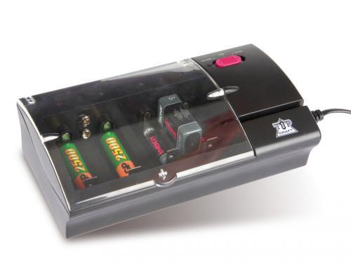 Universal-Ladegerät MD10359  B-Ware mit vielen Funktionen
