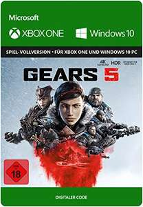 Gears 5 – Standard Edition | Xbox One/ Windows 10 Download Code
