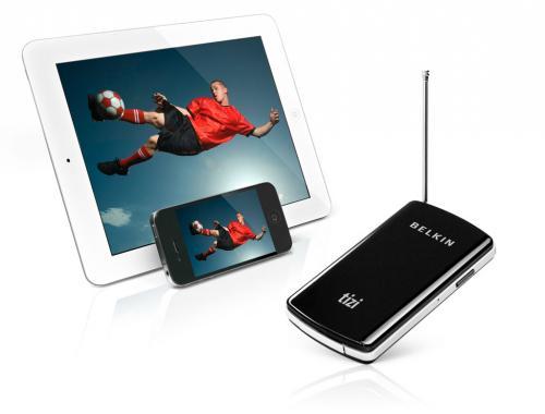(Lokal Aurich) Belkin tizi Mobile TV DVB-T für IOS und Android statt 95 Euro