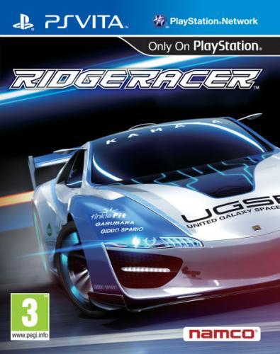 Ridge Racer PS Vita für ca. 10,47 € bei thehut.com