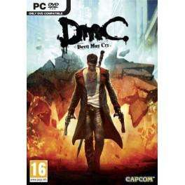 DmC Devil May Cry [EU] [WORLDWIDE] Steam Key