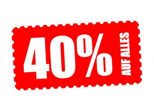 [toom baumarkt] 40% auf alles da Markt Schliessung!