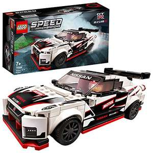 LEGO 76896 Speed Champions Nissan GT-R NISMO (298 Teile) für 14,26€ (Amazon Prime & Real Abholung)