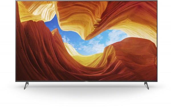 SONY KD-75XH9005, 100Hz, LED TV, FALS, 75 Zoll, UHD 4K, 4x HDMI 2.1, 50€ PSN-Guthaben + 3 Monate Sky Sport Ticket | 85XH9096 für 2236,03