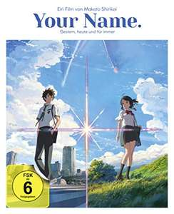 Your Name. - Gestern, heute und für immer - Limited Collector's Edition BD [Blu-ray] [Amazon & MM]