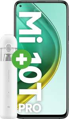 Xiaomi Mi 10T Pro (128GB / 256GB) + Mi Vacuum Cleaner Mini für 99€ / 159€ Zuzahlung mit o2 Blue All-In M (18GB LTE) für 24,99€ / Monat